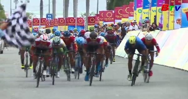 Tường thuật Giải xe đạp TH Bình Dương - Cúp Ống nhựa Hoa Sen (chặng 2: Ninh Thuật - Khánh Hòa)