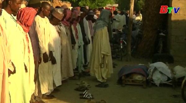 Hàng chục người thương vong tại Nigeria trong vụ đánh bom liều chết