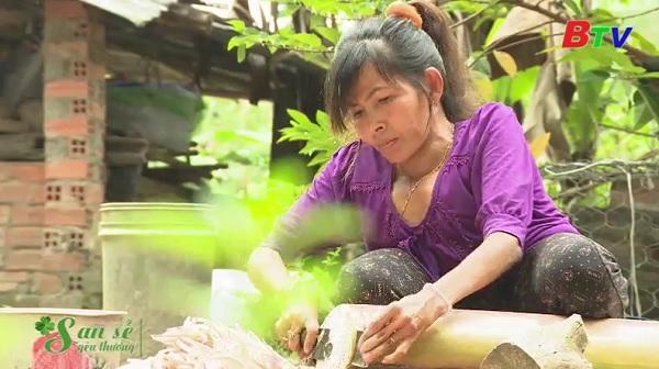 San Sẻ Yêu Thương - Hoàn cảnh chị Võ Thị Khắp (Ấp Cà Tông, xã Thanh An, huyện Dầu Tiếng, Bình Dương)