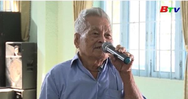 Đại biểu Quốc hội tỉnh Bình Dương tiếp xúc cử tri xã Thanh Tuyền, huyện Dầu Tiếng