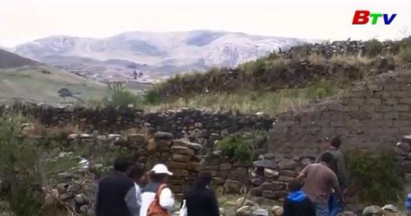Những khám phá mới vể Kim tự tháp tiền Inca