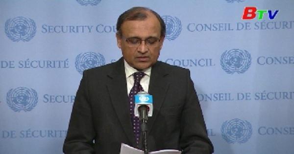 5 nước trở thành ủy viên không thường trực Hội đồng Bảo an LHQ