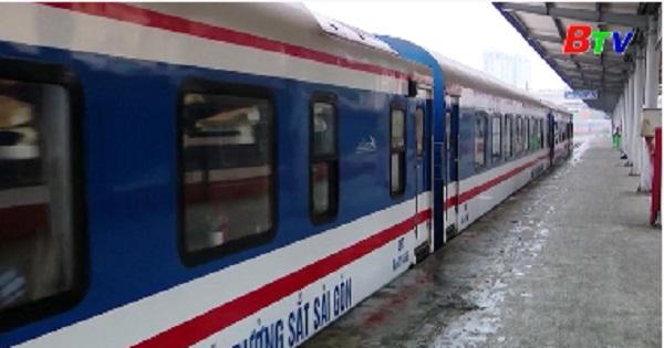 Đường sắt nhận đặt hàng vận chuyển online