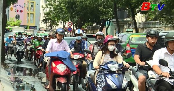 Bảo vệ mắt trước thực trạng ô nhiễm môi trường