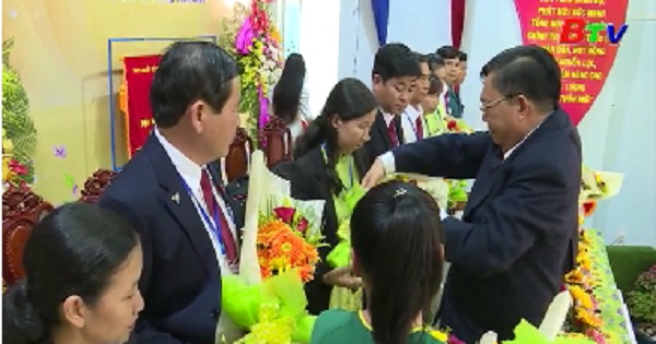 Huyện Bắc Tân Uyên hoàn thành đại hội điểm và thí điểm