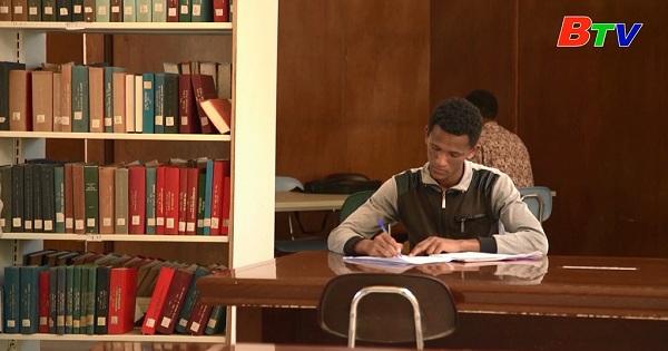 Giáo dục Ethiopia chuyển sang kỹ thuật số
