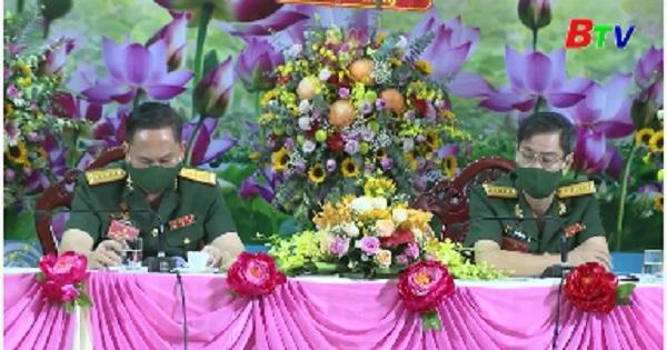Đảng bộ Quân đoàn 4 đại hội đại biểu lần, nhiệm kỳ 2020-2025
