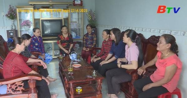 Những cán bộ Hội Phụ nữ cơ sở năng động