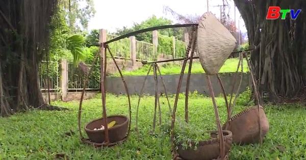 Đôi quang ghánh - Một biểu tượng của văn hóa Việt