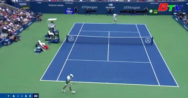 Tứ kết đơn nam Giải quần vợt Mỹ mở rộng 2018
