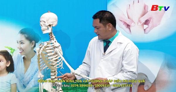 Đau thần kinh tọa và phương pháp điều trị hiệu quả (PL TTBSGĐ ngày 5/09/2019)