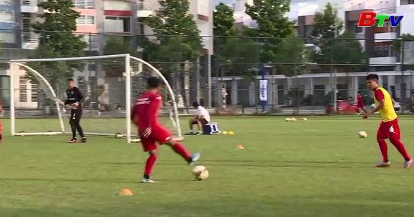 Trước bán kết lượt về Cúp Quốc gia - Sứ Thiên Thanh năm 2017