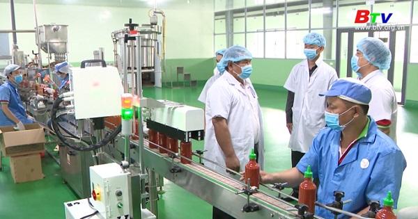 Phục hồi và phát triển mới chuỗi cung ứng để phát triển sản xuất