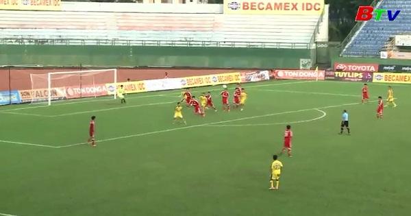 U21 HAGL và U21 Viettel vào chung kết Giải U21 Báo Thanh Niên 2017