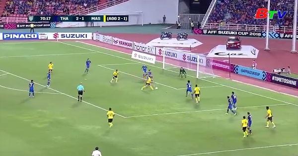 Tuyển Malaysia vào chung kết AFF Cup 2018