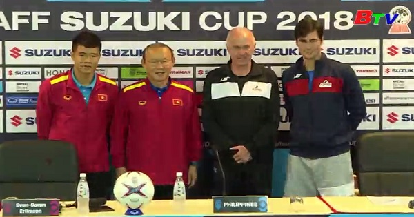 Bán kết lượt về AFF Cup 2018: Việt Nam - Philippines