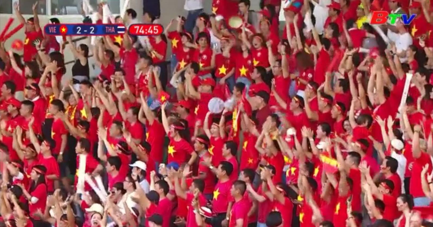 Tin vui từ đội tuyển bóng đá nam U22 và đội tuyển bóng đá nữ Việt Nam