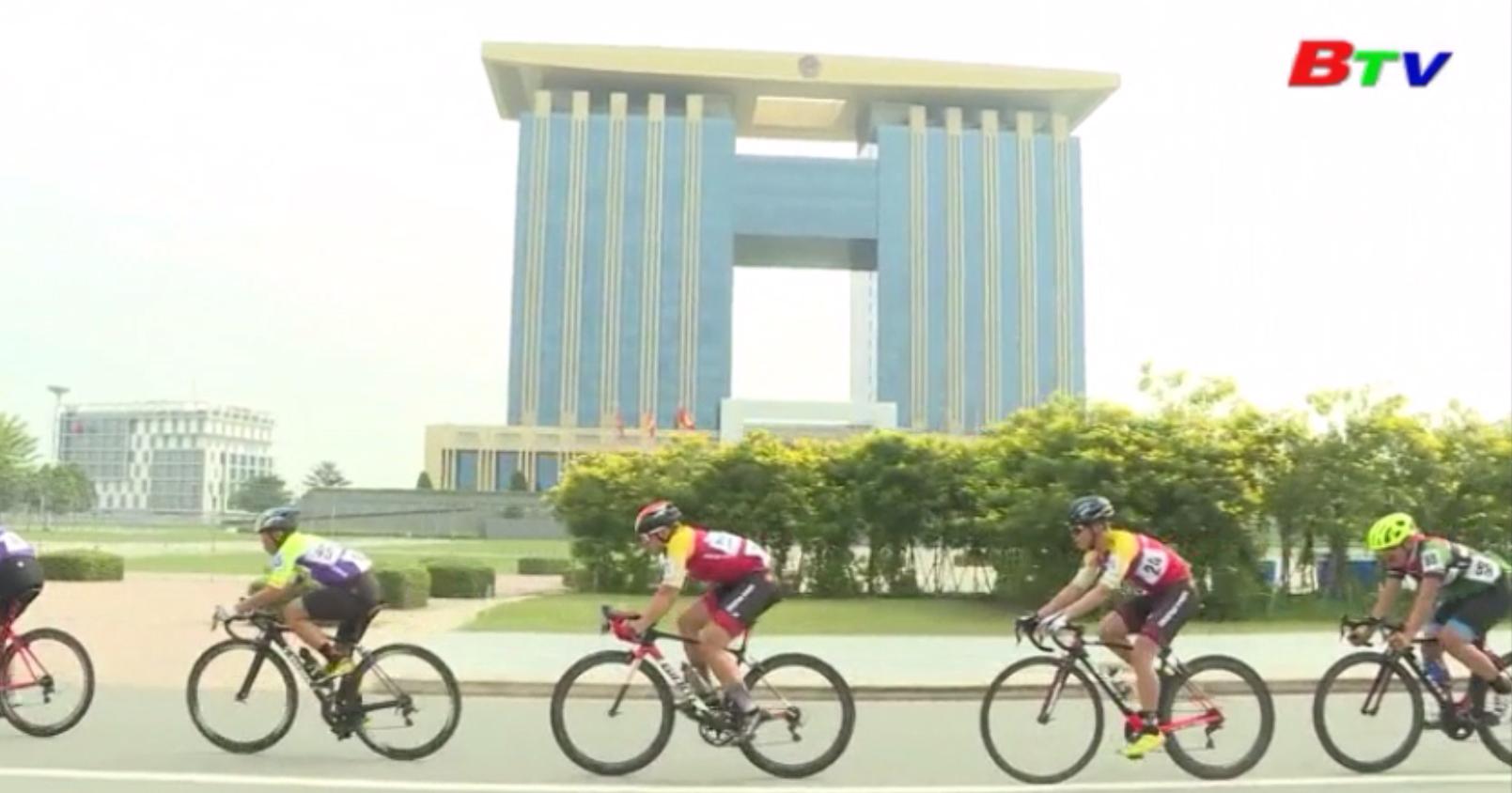 Giải Xe đạp Truyền hình Bình Dương (THBD) mở rộng lần thứ VII năm 2020 cúp Tôn Đại Thiên Lộc - Khởi tranh vào ngày 04/01/2020