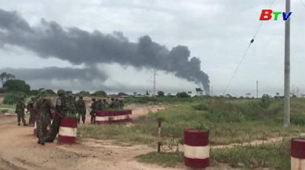 Kenya - 3 quân nhân Mỹ thiệt mạng trong vụ tấn công căn cứ quân sự ở Lamu