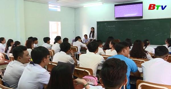 Những thành tựu và công tác tuyển sinh của Trường Đại học Thủ Dầu Một