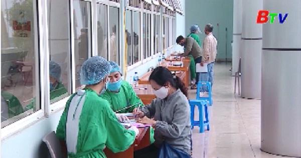 Phòng lây nhiễm COVID-19 cho bệnh nhân ung thư