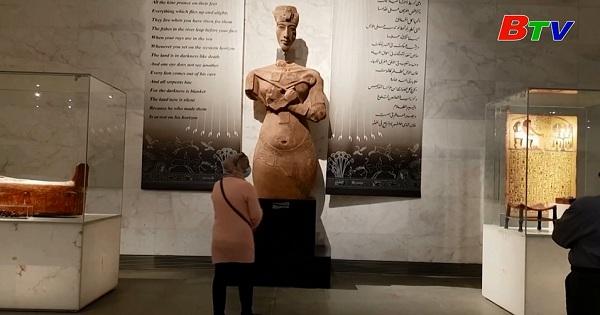 Ai Cập - Khai trương Bảo tàng văn minh quốc gia