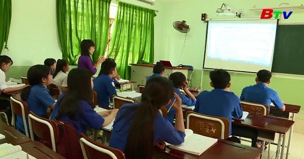 Ôn thi THPT cho học viên giáo dục thường xuyên huyện Phú Giáo
