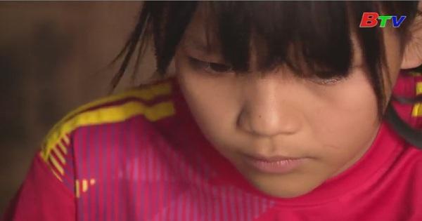 Thắp sáng ước mơ xanh - Em Nguyễn Vũ Tố Uyên, lớp 6A, trường THCS Trần Quang Khải, Đắk R'Lấp, Đắk Nông