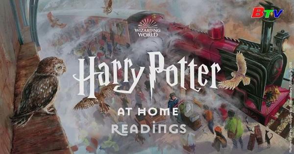 Harry Potter đọc sách cho bạn nghe