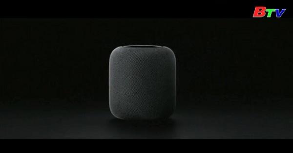 Apple giới thiệu loa thông mình Homepob