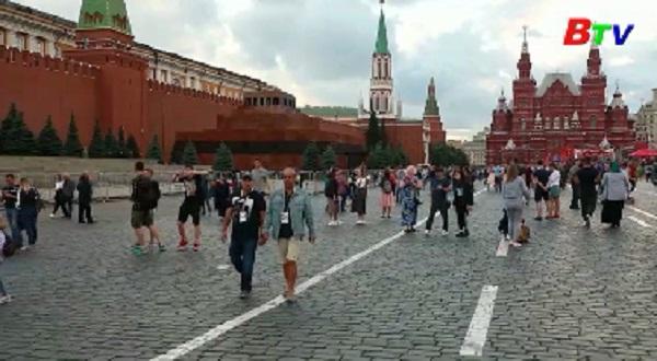 Nga đáp trả lệnh trừng phạt bằng áp thuế mới các mặt hàng nhập khẩu từ Mỹ