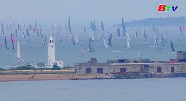 Pastnet - Cuộc đua du thuyền ngoài khơi lớn nhất thế giới