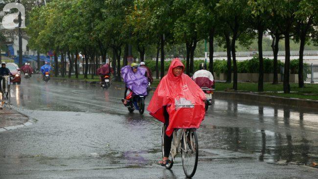 Mưa giông kéo dài trong nhiều ngày tại TP HCM