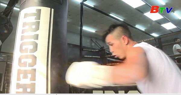 Võ sĩ Trần Văn Thảo và trận so găng lịch sử của Boxing Việt Nam