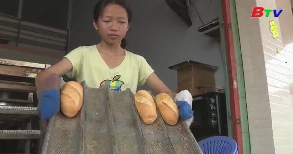 Thắp sáng ước mơ xanh - Em Nguyễn Thị Thùy Dương, lớp 8A1, trường THCS Nguyễn Kim Nha, Chợ mới, An Giang