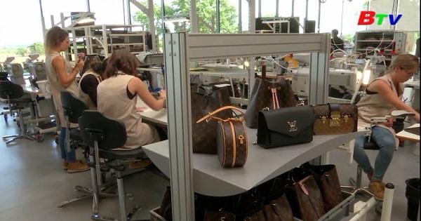 Louis Vuitton mở xưởng sản xuất đồ da mới tại Pháp