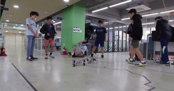 Hàn Quốc sử dụng lego để chế tạo robot
