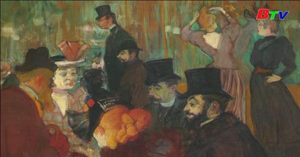 Triển lãm Toulouse - Lautrec đầu tiên sau ba thập niên