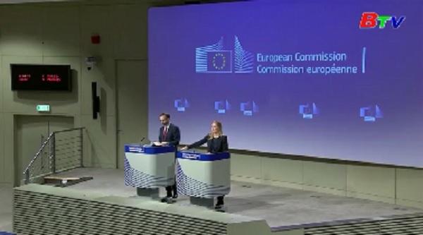 Tây Ban Nha phản đối kế hoạch áp thuế mới của Mỹ lên hàng hóa châu Âu