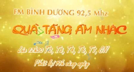 Quà Tặng Âm Nhạc (05/11/2016)