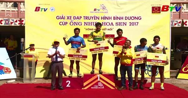 Tường thuật Giải xe đạp TH Bình Dương - Cúp Ống nhựa Hoa Sen (chặng 4: Đăk Lăk - Gia Lai)