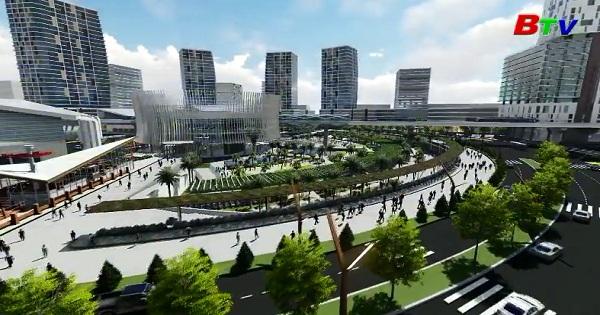Bình Dương hướng đến xây dựng thành phố thông minh