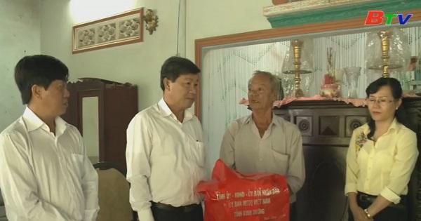 Thuận An thực hiện tốt công tác an sinh xã hội
