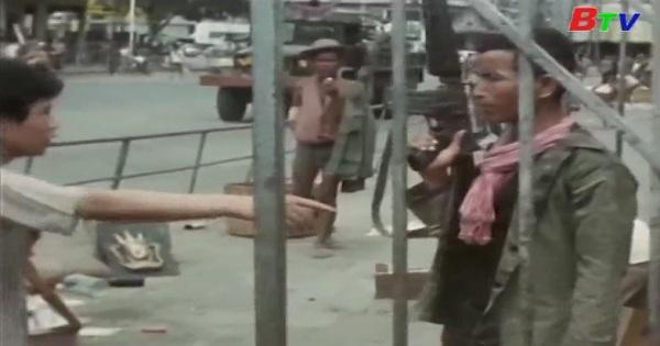 Miền Đông Nam Bộ trong chiến tranh Biên giới Tây Nam - Tập 2: Sự phản bội đẫm máu