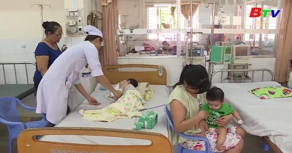 Phòng bệnh hô hấp ở trẻ