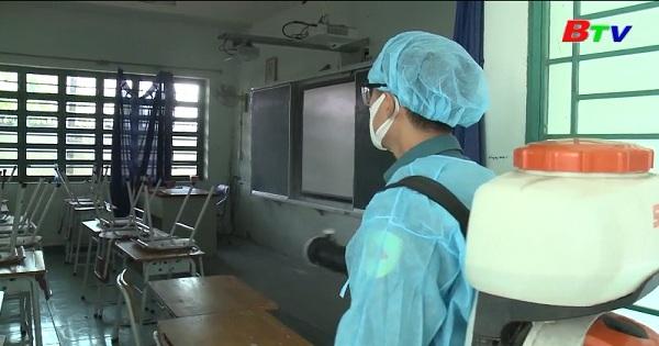 Giám sát chặt chẽ công tác triển khai phòng chống dịch corona ở tuyến cơ sở