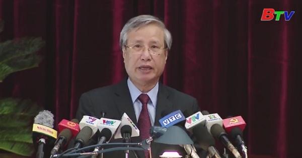 Khai mạc Hội nghị lần thứ 7 Ban chấp hành Trung ương Đảng khóa XII
