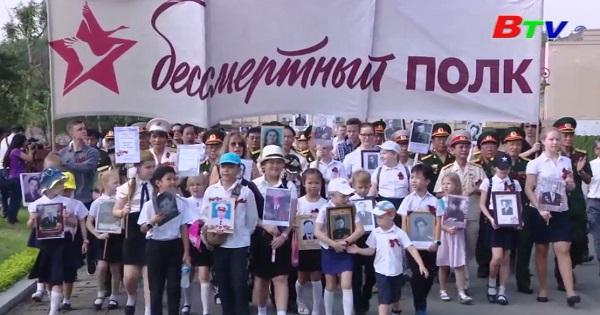 Lễ tưởng niệm Binh Đoàn Bất Tử tại Việt Nam