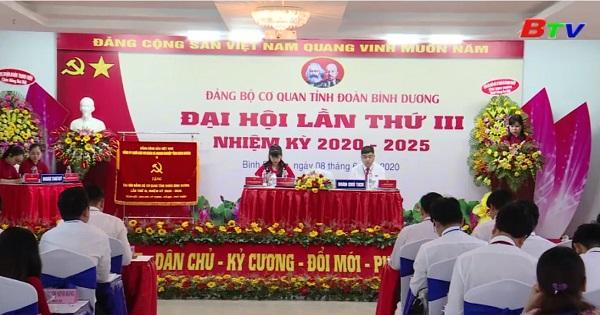 Đại hội Đảng bộ cơ quan Tỉnh Đoàn lần thứ III, nhiệm kỳ 2020 - 2025