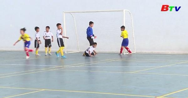 Giải bóng đá nhi đồng tỉnh Bình Dương - Luồng gió mới  từ đơn vị Bàu Bàng